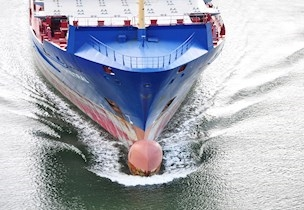 EEDI verification containership,  vessel, FORCE Technology