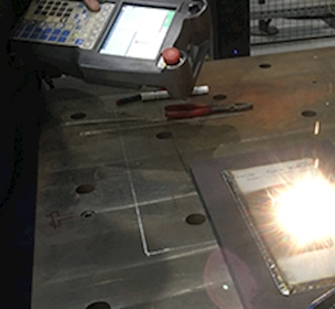 SPX FLOW laser cladding
