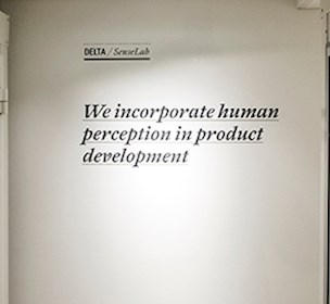 We incorporate human perception in product development