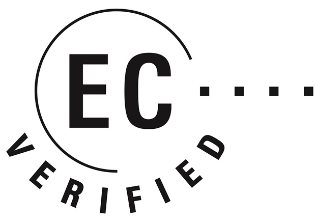 EC VERIFIED logo